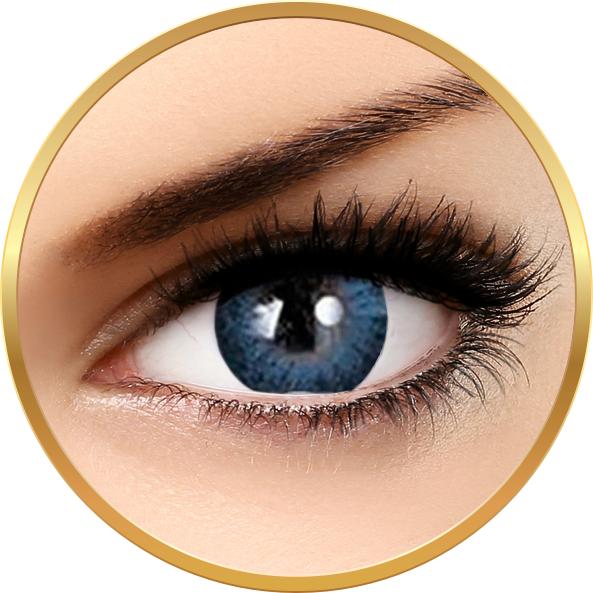 Adore Dare Blue – lentile de contact colorate albastre trimestriale – 90 purtari (2 lentile/cutie) brand Adore cu comanda online