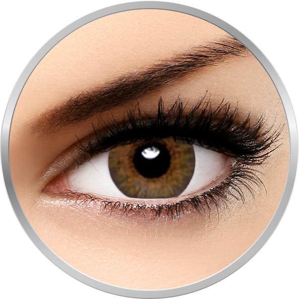 Air Optix Colors Honey – lentile de contact colorate caprui lunare – 30 purtari (2 lentile/cutie) brand Alcon/CibaVision cu comanda online