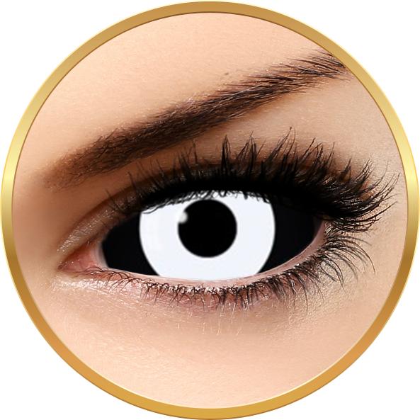 Fantaisie Sclera 074 – lentile de contact pentru Halloween anuale – 365 purtari (2 lentile/cutie) brand AuvaVision cu comanda online