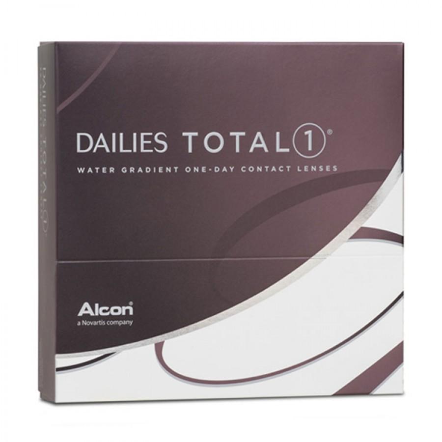 Lentile de contact cu dioptrii Alcon / Ciba Vision Dailies Total 1 unica folosinta 90 lentile cu comanda online
