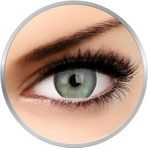 Mellow Teen Green – lentile de contact colorate verzi trimestriale – 90 purtari (2 lentile/cutie) brand Phantasee cu comanda online