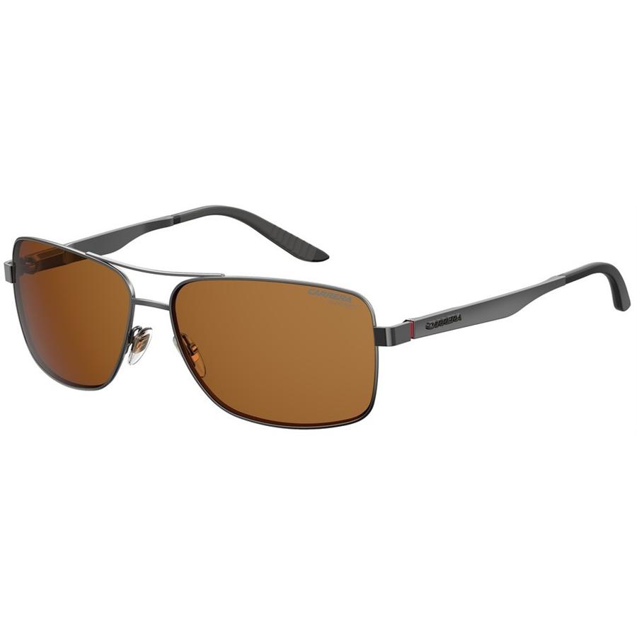 Ochelari de soare barbati CARRERA 8014/S KJ1/70 Rectangulari originali cu comanda online