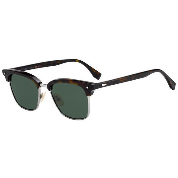Ochelari de soare barbati Fendi FF M0003/S 086/QT Browline originali cu comanda online