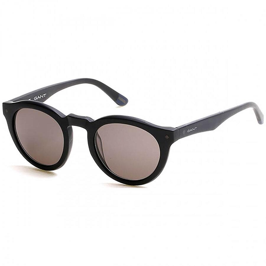 Ochelari de soare barbati Gant GA7045 02N Rotunzi originali cu comanda online
