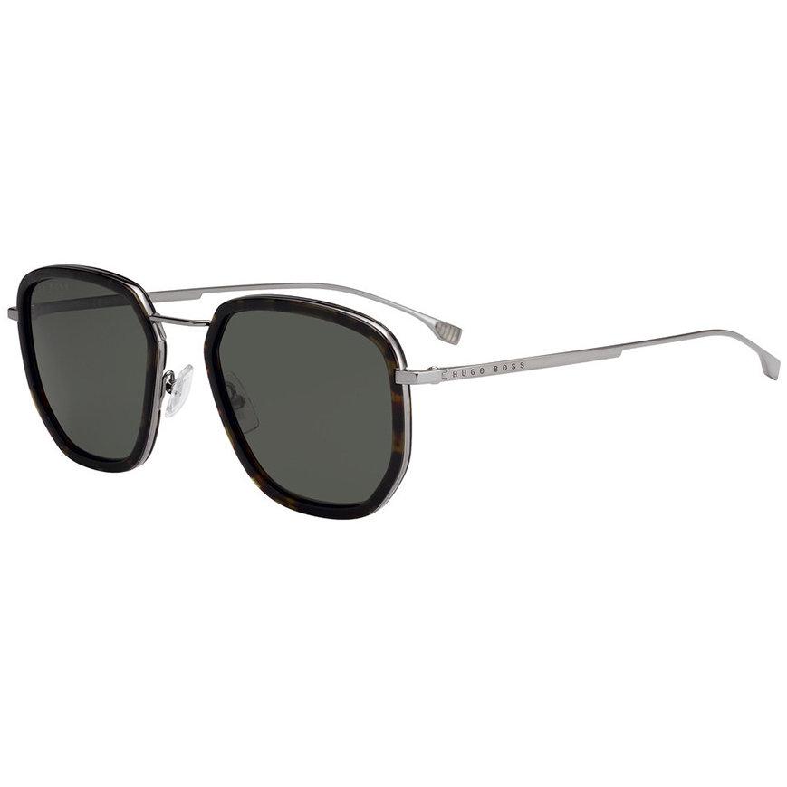 Ochelari de soare barbati HUGO BOSS 1029/F/S 086 QT Rotunzi originali cu comanda online