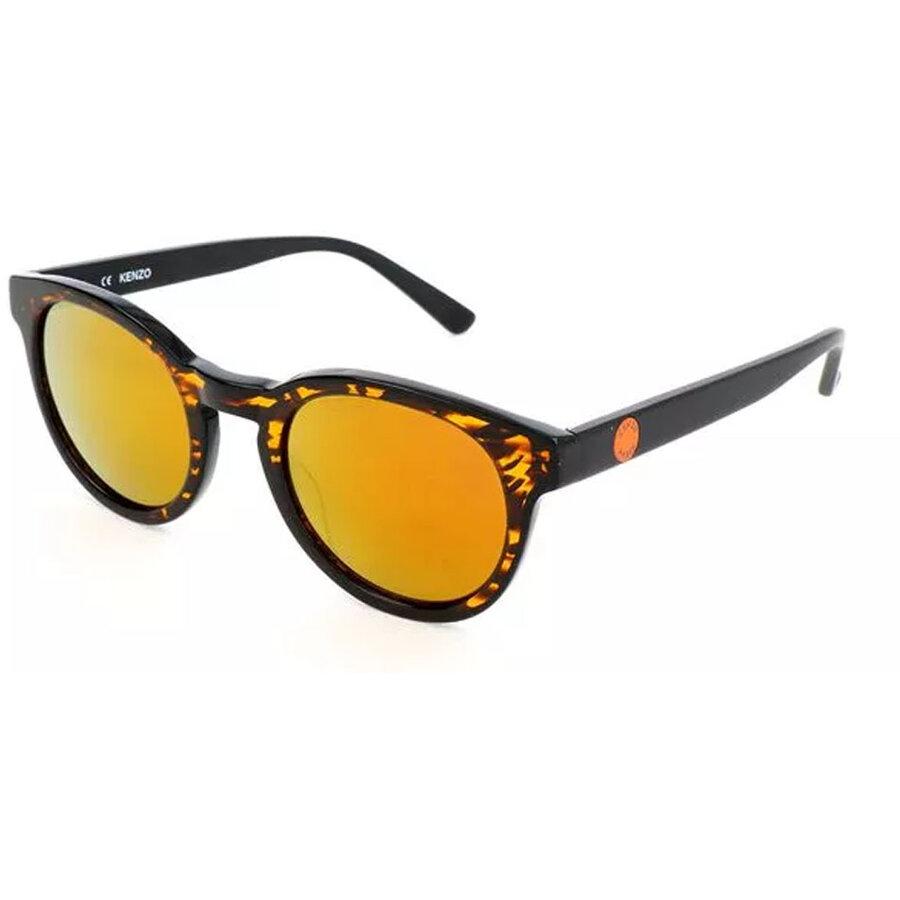 Ochelari de soare barbati Kenzo KNZ SUN KZ5123 03 Rotunzi originali cu comanda online