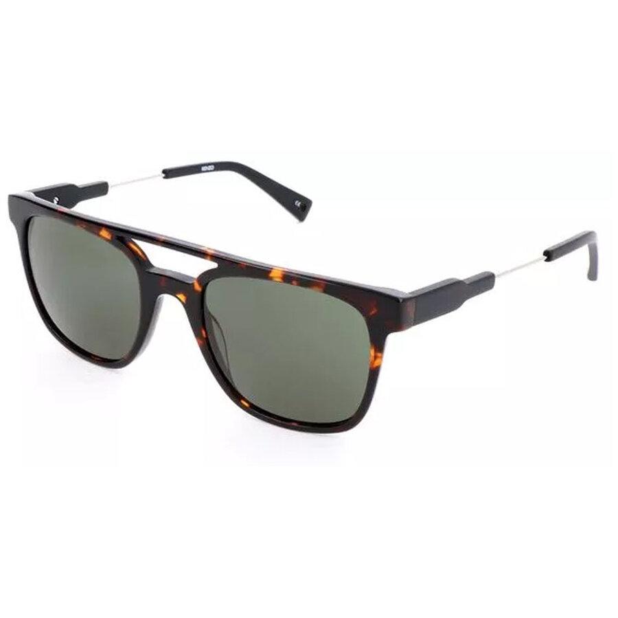 Ochelari de soare barbati Kenzo KNZ SUN KZ5124 02 Rectangulari originali cu comanda online