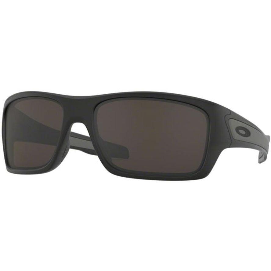 Ochelari de soare barbati Oakley TURBINE TURBINE OO9263 926301 Rectangulari originali cu comanda online