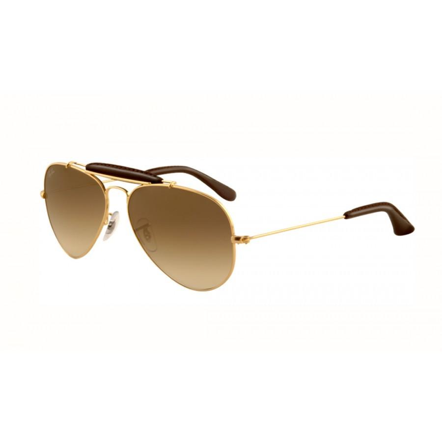 Ochelari de soare barbati Outdoorsman Craft Ray-Ban RB3422Q 001/51 Pilot originali cu comanda online