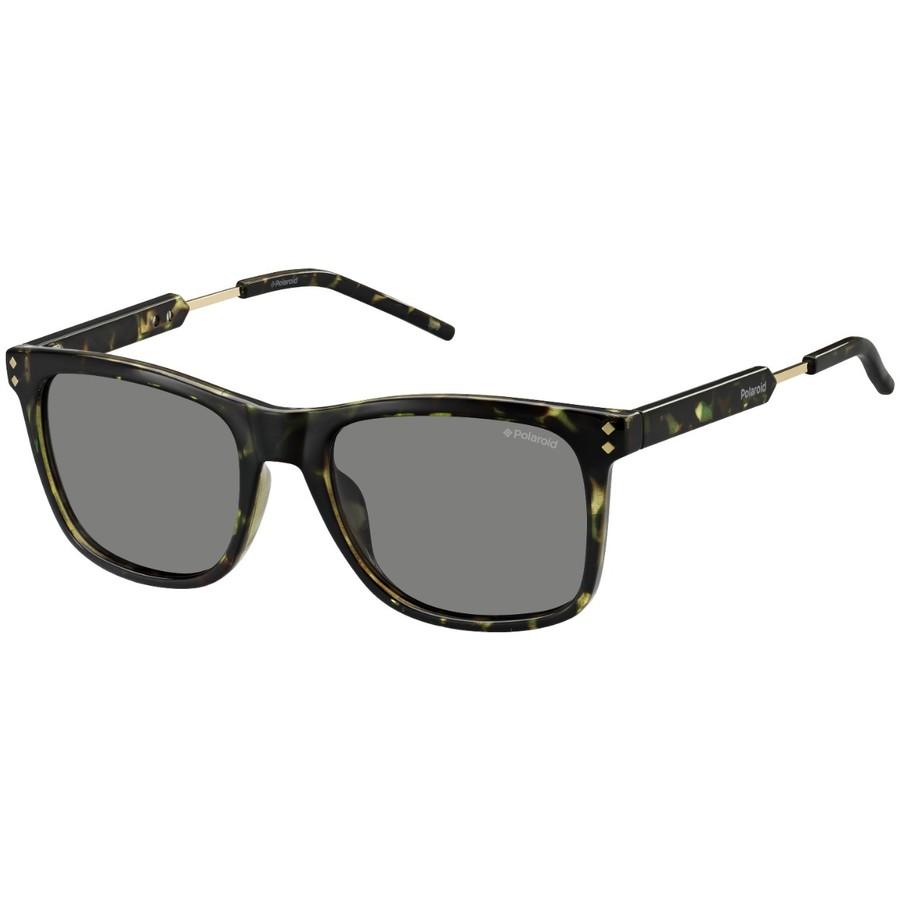 Ochelari de soare barbati POLAROID17 PLD 2034/S TRK AH Rectangulari originali cu comanda online