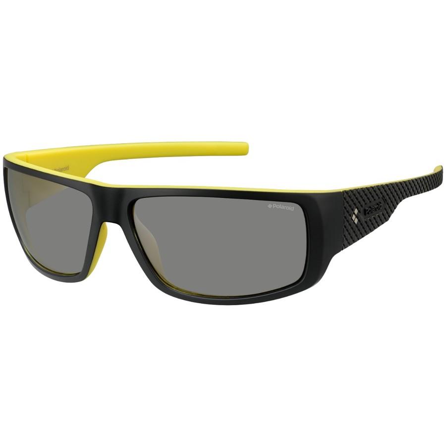 Ochelari de soare barbati POLAROID17 PLD 7006/S ZAU AH Wrap-around originali cu comanda online