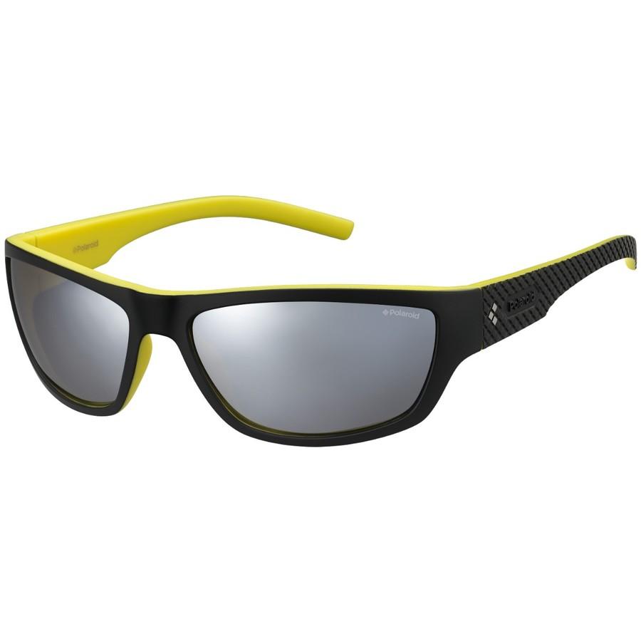 Ochelari de soare barbati POLAROID17 PLD 7007/S ZAU JB Wrap-around originali cu comanda online