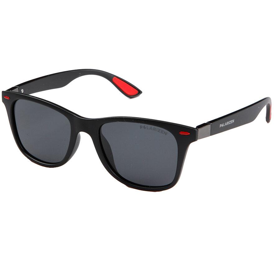 Ochelari de soare barbati Polarizen 4195 Browline originali cu comanda online