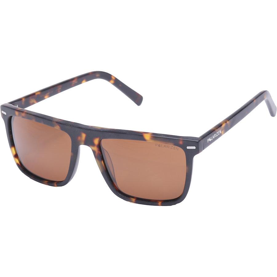 Ochelari de soare barbati Polarizen WD5009 C3 Rectangulari originali cu comanda online