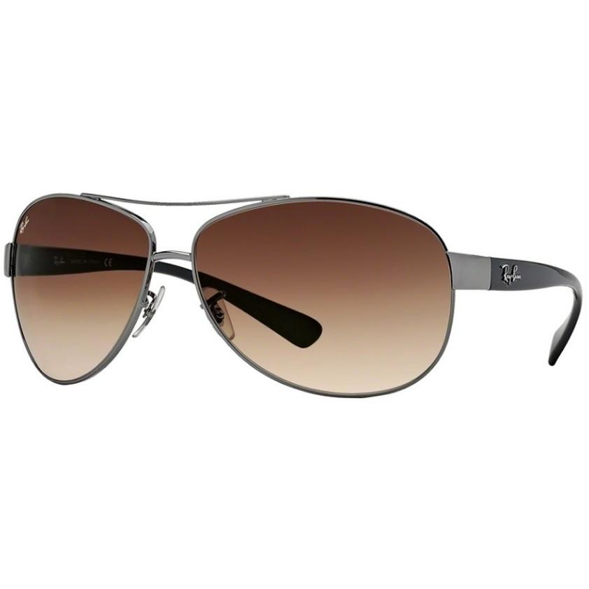 Ochelari de soare barbati Ray-Ban RB3386 004/13 Pilot originali cu comanda online