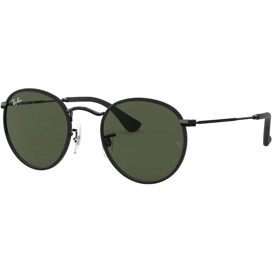 Ochelari de soare barbati Ray-Ban RB3475Q 9040 Rotunzi originali cu comanda online