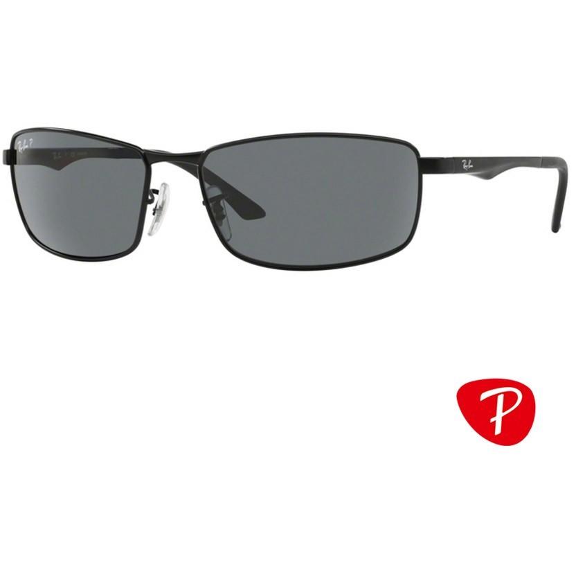 Ochelari de soare barbati Ray-Ban RB3498 006/81 Rectangulari originali cu comanda online