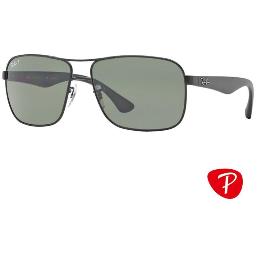 Ochelari de soare barbati Ray-Ban RB3516 006/9A Rectangulari originali cu comanda online