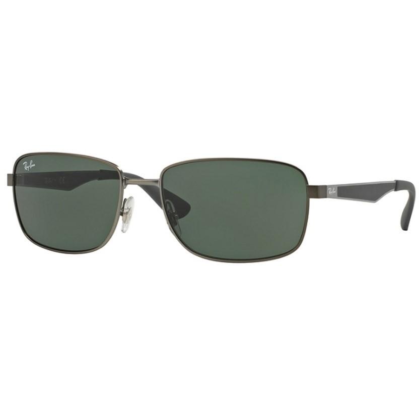 Ochelari de soare barbati Ray-Ban RB3529 029/71 Rectangulari originali cu comanda online
