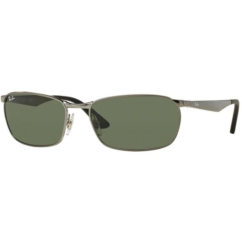 Ochelari de soare barbati Ray-Ban RB3534 004 Rectangulari originali cu comanda online