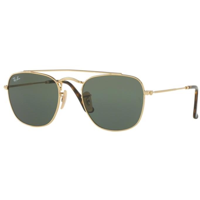 Ochelari de soare barbati Ray-Ban RB3557 001 Patrati originali cu comanda online