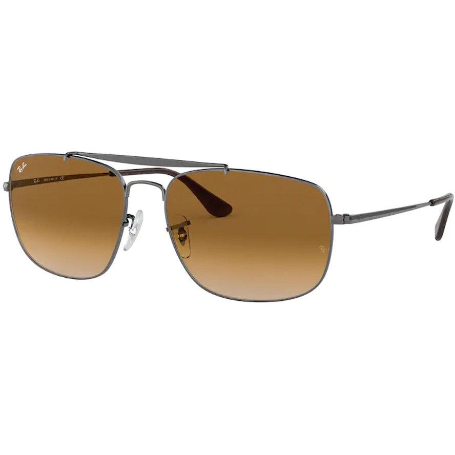 Ochelari de soare barbati Ray-Ban RB3560 004/51 Rectangulari originali cu comanda online