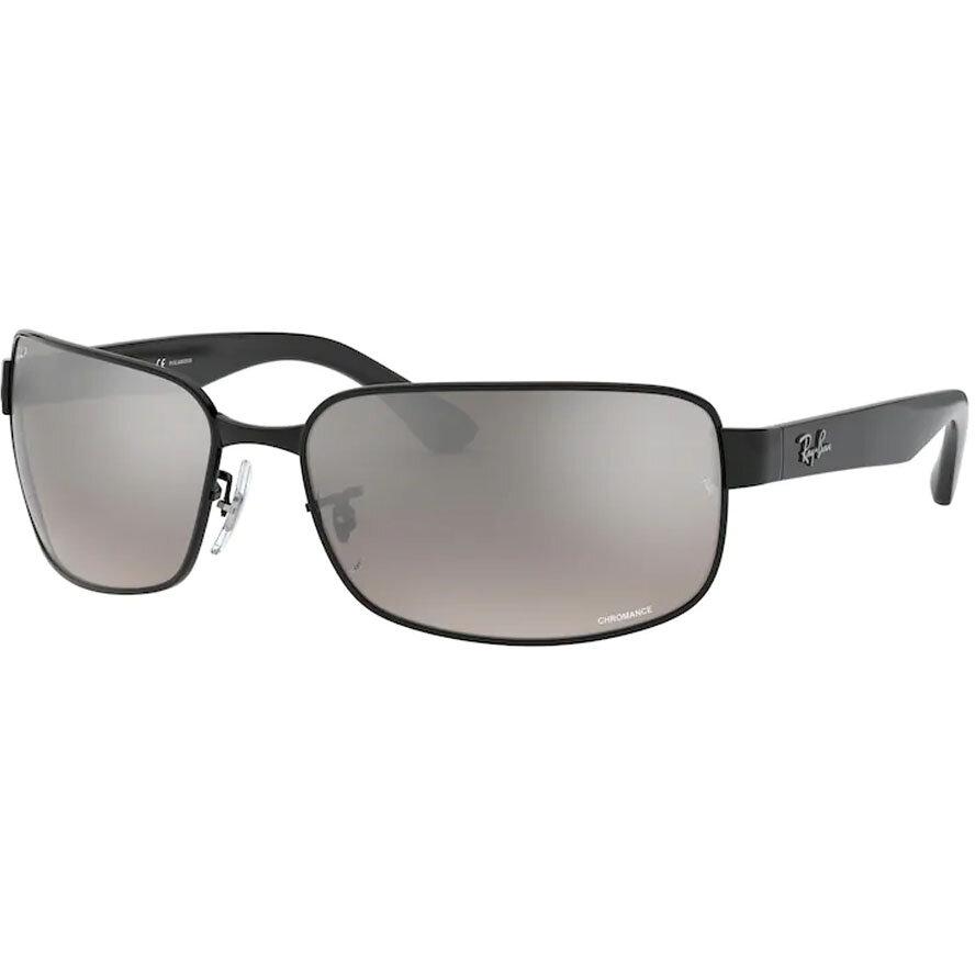 Ochelari de soare barbati Ray-Ban RB3566CH 002/5J Rectangulari originali cu comanda online