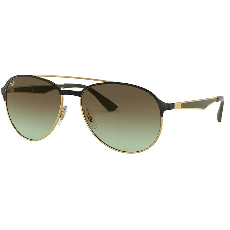 Ochelari de soare barbati Ray-Ban RB3606 9076E8 Pilot originali cu comanda online