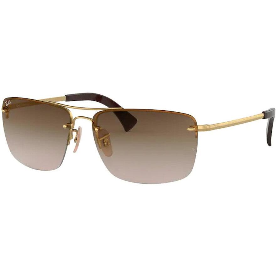 Ochelari de soare barbati Ray-Ban RB3607 001/13 Patrati originali cu comanda online
