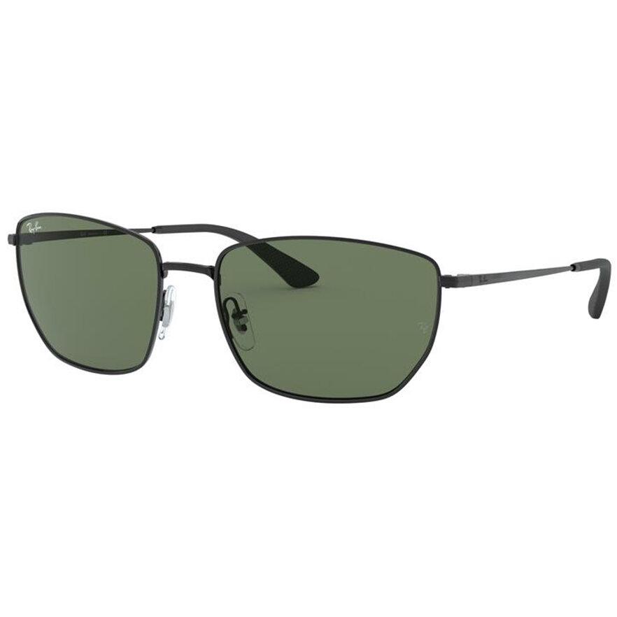 Ochelari de soare barbati Ray-Ban RB3653 002/71 Patrati originali cu comanda online