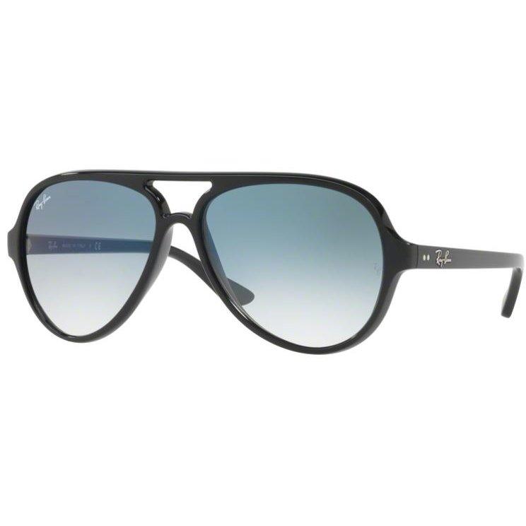 Ochelari de soare barbati Ray-Ban RB4125 CATS 5000 601/3F Pilot originali cu comanda online