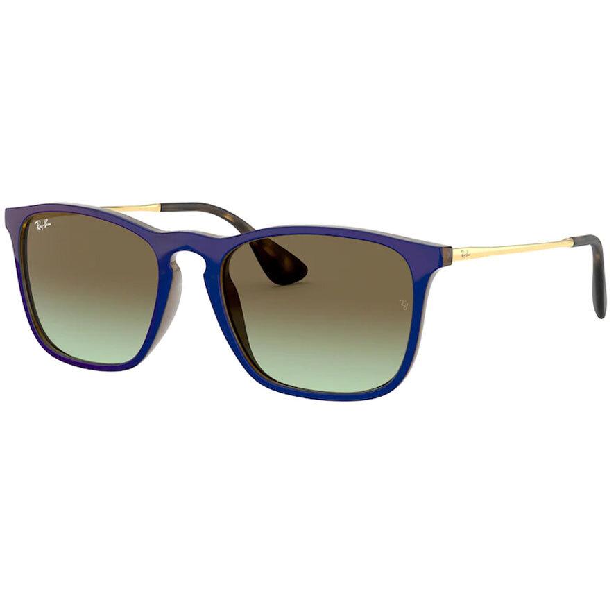 Ochelari de soare barbati Ray-Ban RB4187 6315E8 Patrati originali cu comanda online