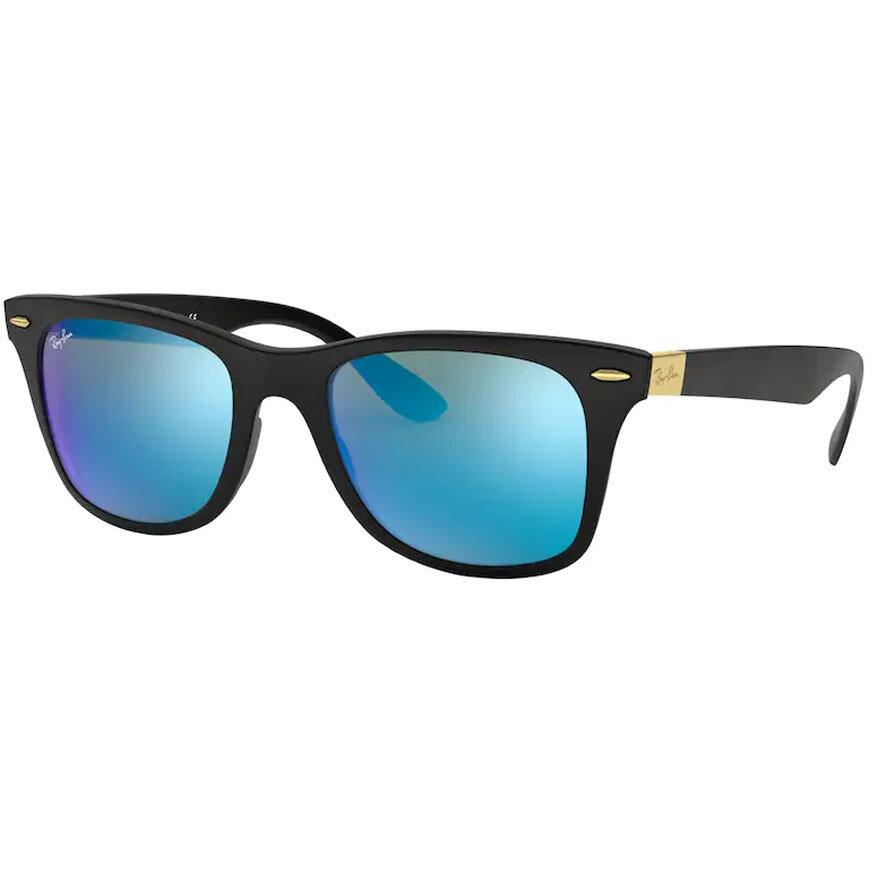 Ochelari de soare barbati Ray-Ban RB4195 631855 Patrati originali cu comanda online