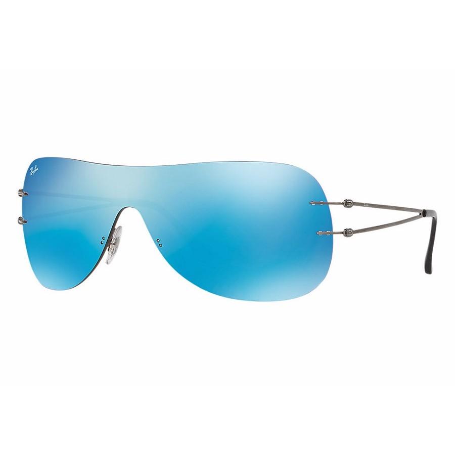 Ochelari de soare barbati Ray-Ban RB8057 004/55 Sport originali cu comanda online