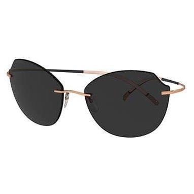 Ochelari de soare barbati Silhouette 8158 3530 Ovali originali cu comanda online