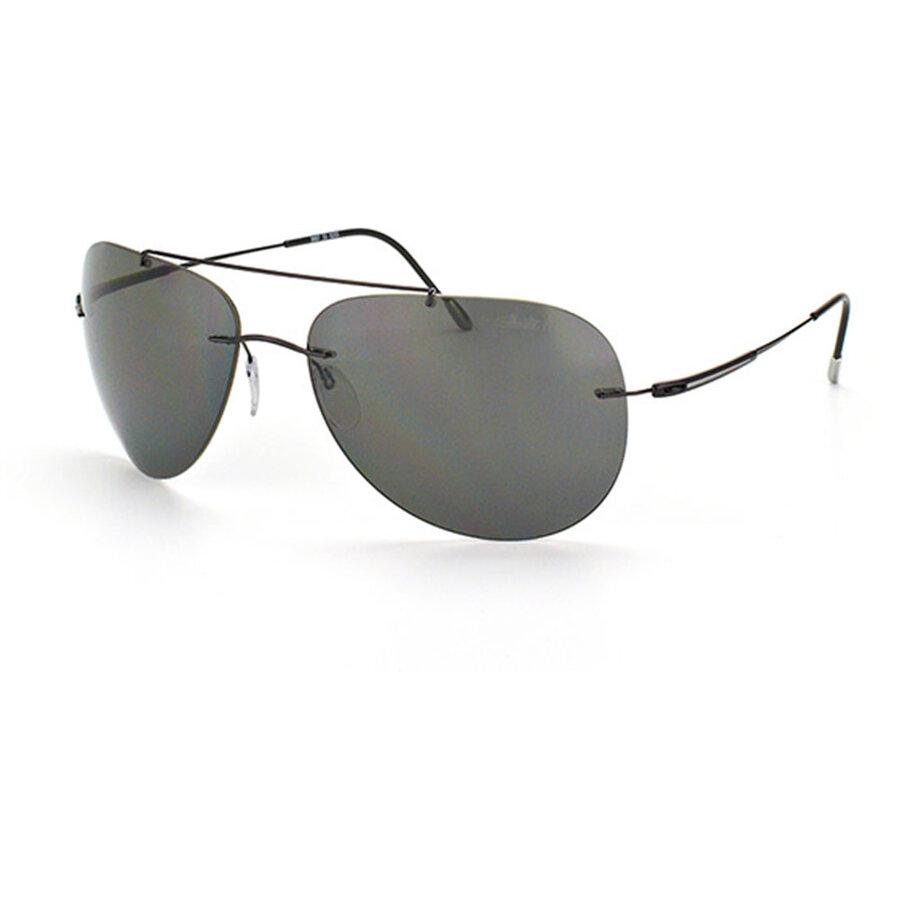 Ochelari de soare barbati Silhouette 8667/50 6200 Pilot originali cu comanda online