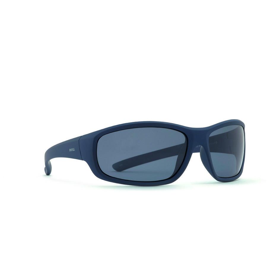 Ochelari de soare barbati ULTRAPOLARIZATI INVU A2501C Wrap-around originali cu comanda online