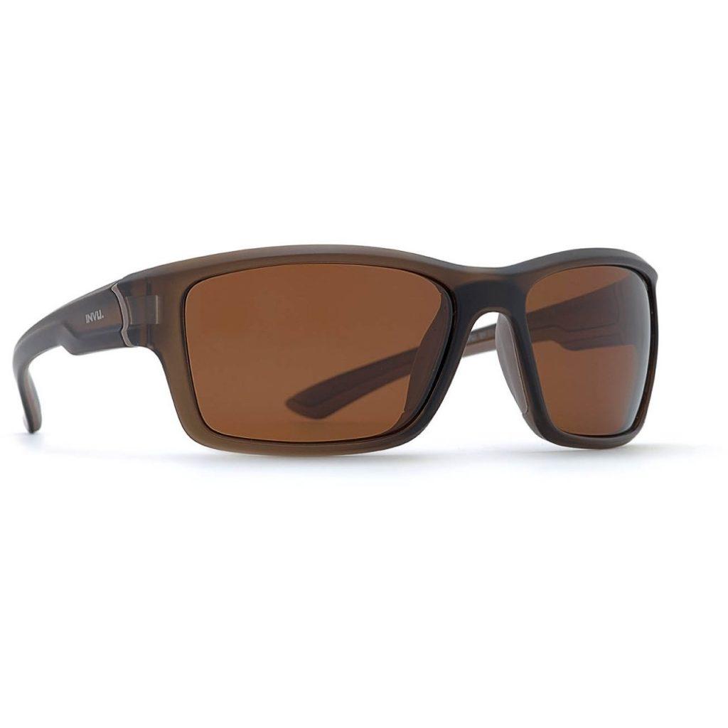 Ochelari de soare barbati ULTRAPOLARIZATI INVU A2502D Sport originali cu comanda online