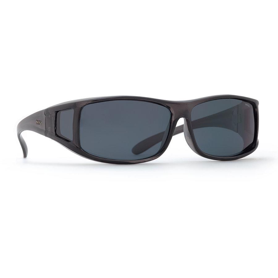 Ochelari de soare barbati ULTRAPOLARIZATI INVU E2403C Wrap-around originali cu comanda online