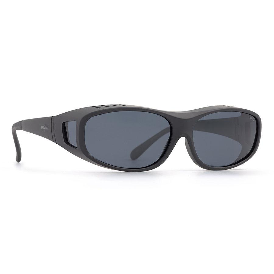 Ochelari de soare barbati ULTRAPOLARIZATI INVU E2800A Wrap-around originali cu comanda online