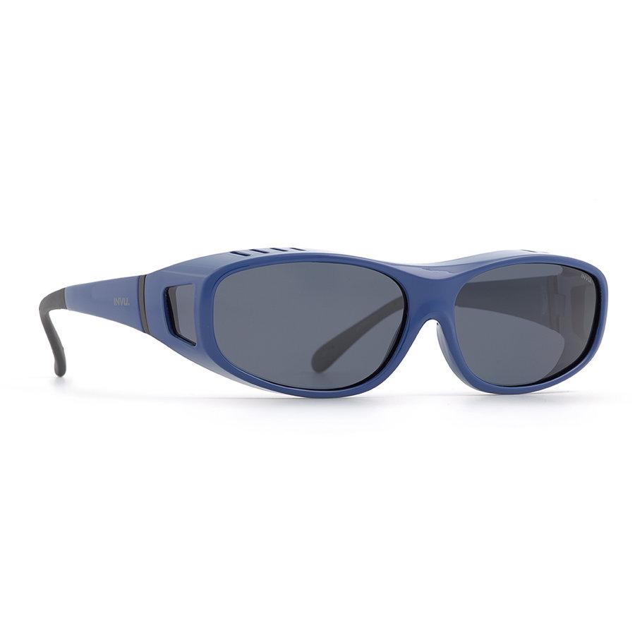 Ochelari de soare barbati ULTRAPOLARIZATI INVU E2800C Wrap-around originali cu comanda online
