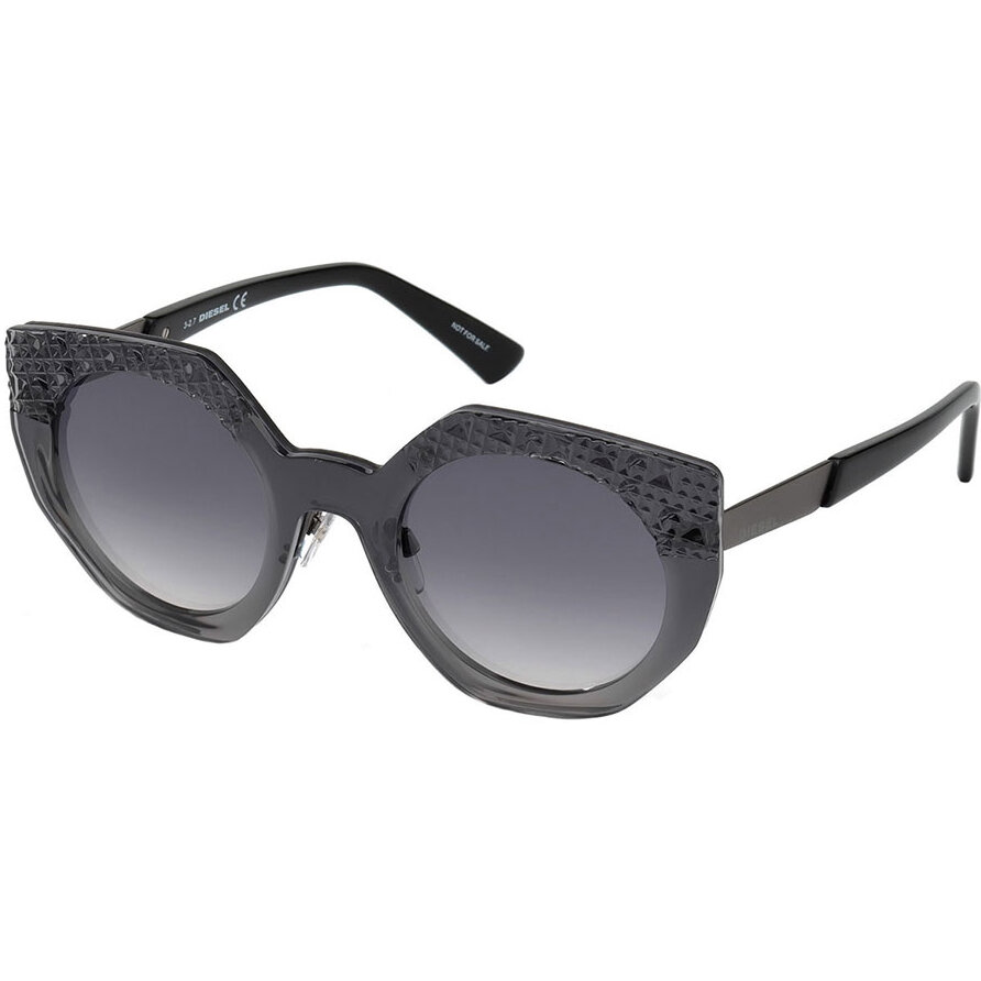 Ochelari de soare dama Diesel DL0258 20C Ochi de pisica originali cu comanda online