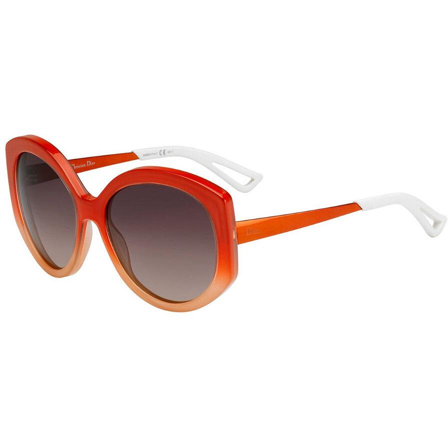 Ochelari de soare dama Dior DIOR EXTASE 1 KW5 Supradimensionati originali cu comanda online