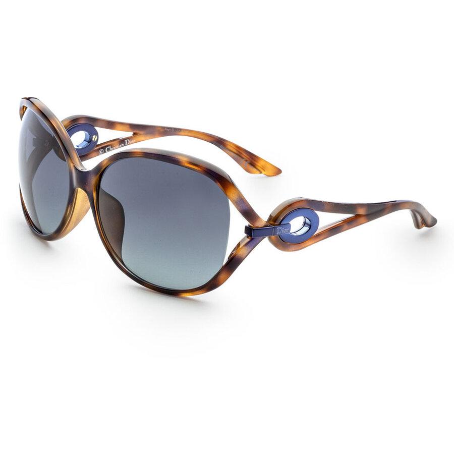 Ochelari de soare dama Dior DIORVOLUTE2F NB7 Supradimensionati originali cu comanda online