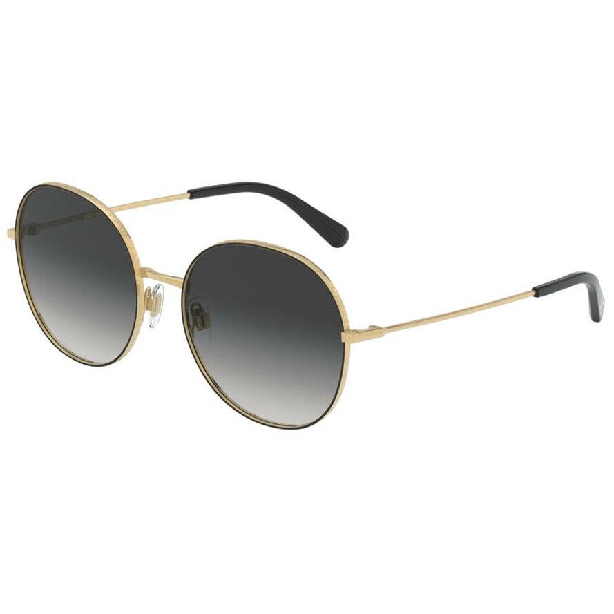 Ochelari de soare dama Dolce & Gabbana DG2243 13348G Rotunzi originali cu comanda online