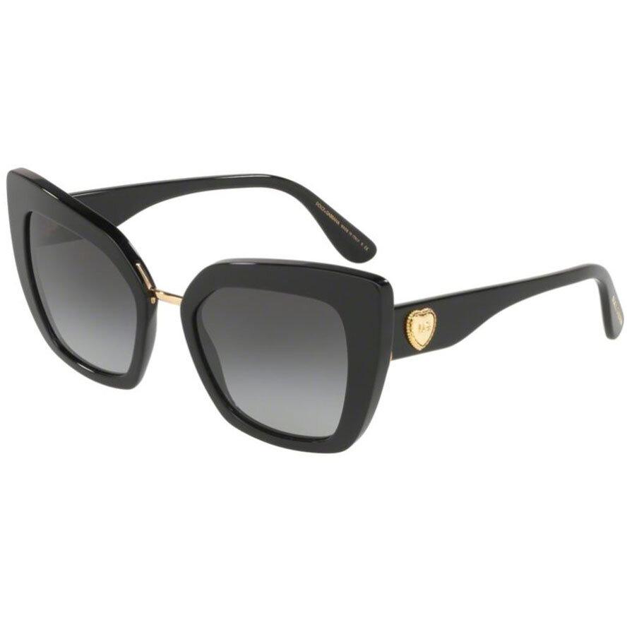 Ochelari de soare dama Dolce & Gabbana DG4359 501/8G Fluture originali cu comanda online
