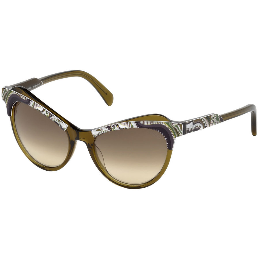Ochelari de soare dama Emilio Pucci EP0035 98G Fluture originali cu comanda online
