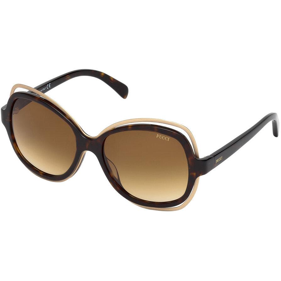 Ochelari de soare dama Emilio Pucci EP0056 52F Fluture originali cu comanda online