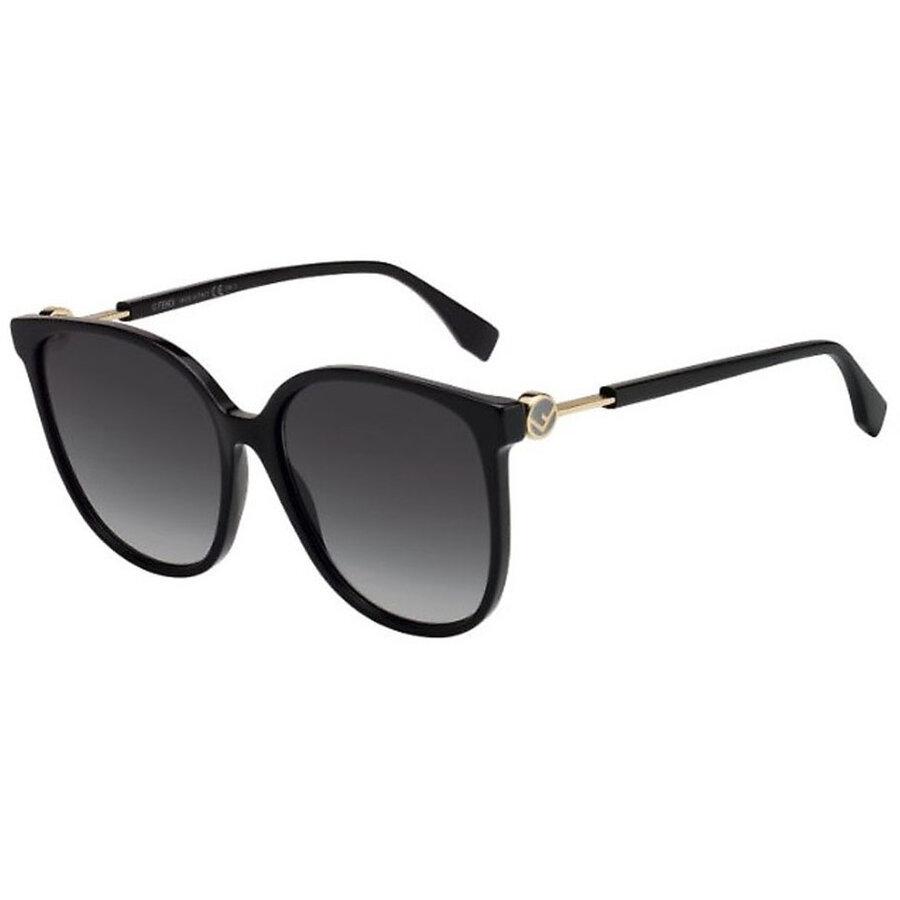 Ochelari de soare dama Fendi FF 0374/S 807 Fluture originali cu comanda online