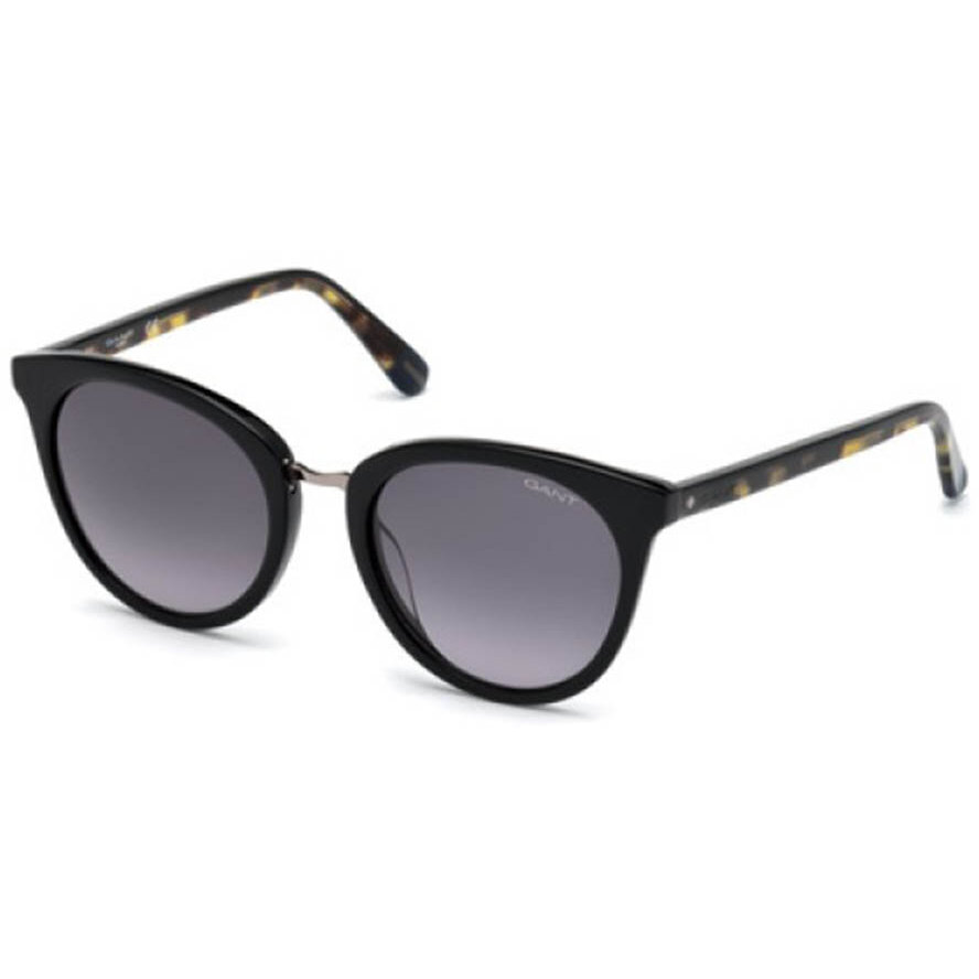 Ochelari de soare dama Gant GA8065 01B Rotunzi originali cu comanda online